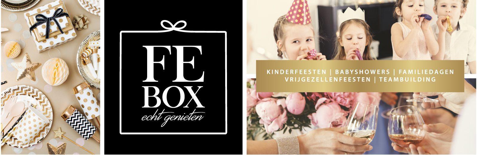 Febox omslagfoto / logo